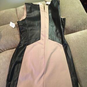 NWT. Neiman Marcus women's XL mini dress.